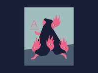 A   Arde