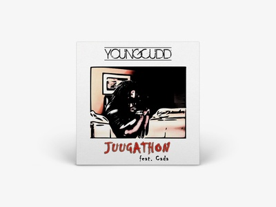 Single Cover - Young Cudd // Juugathon