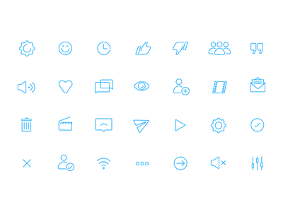 Suggestr Iconography