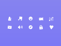 Youdio Icons