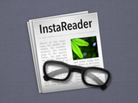 ReadKit (formelly InstaReader) icon – fixed