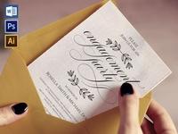 Engagement Party Invitation Wpc223
