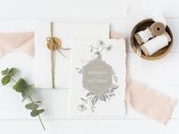 Brown Wedding Suite Ac.155