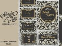 Shades of Grey Wedding Suite