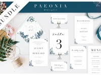 Paeonia Wedding Suite