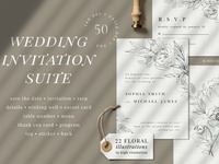Refinement – wedding set