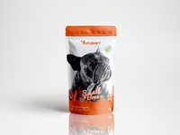 Plastic pouch packaging mockup2