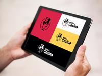 Branding Design casino design casino logo design logo illustration web interactive responsive clean app ios design ui ux