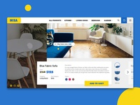 IKEA Category Page Concept