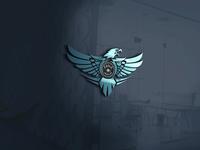 Eagle Smart Care Logo Design