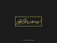 Glorious Fashion Brnad Logo