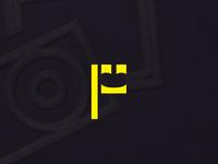 Letter F + Smile