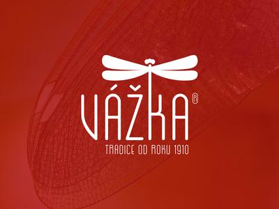Vazka — logo redesign — creative brand logo redesign