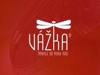 Vazka — logo redesign —