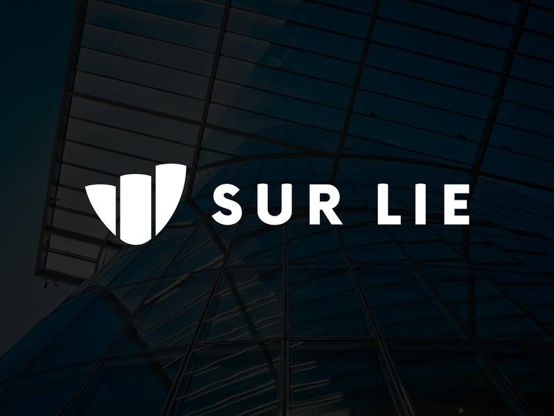 Surlie — logo redesign — creative brand logo redesign