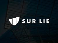 Surlie — logo redesign —