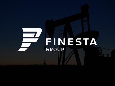 Finesta — logo redesign — creative brand logo redesign