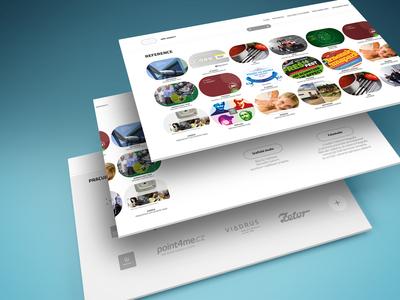 AŇO — web redesign — creative brand web redesign
