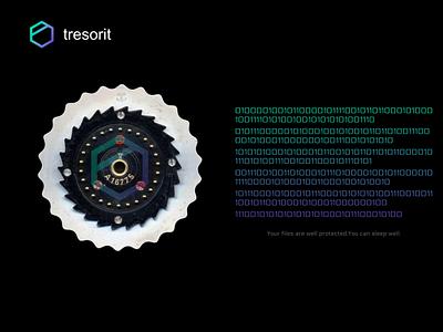 Design an Encryption Factory safe rebound challenge enigma tresorit encryption