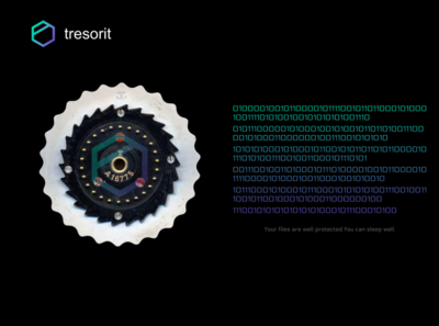 Design an Encryption Factory safe rebound challenge enigma tresorit encryption