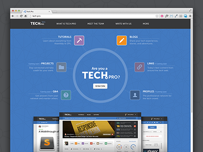 Techpro shot