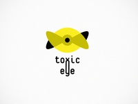 Toxic Eye Logo