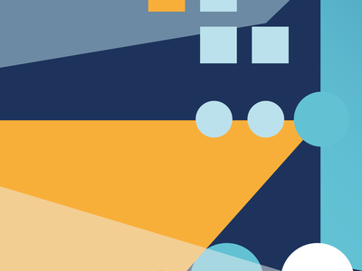 Minimale doodle design web branding gometric minimal illustration