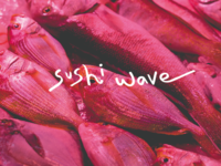 Brand Design : Sushi Wave