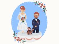 Luke and Niki's Wedding