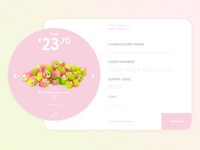 Candy Store Checkout | DailyUI 002