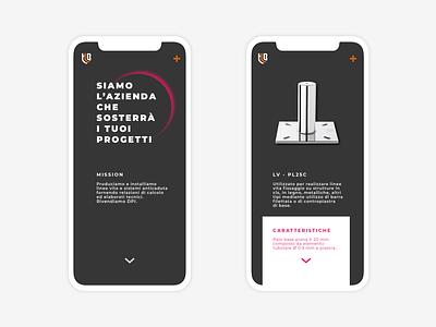 TLB minimal web typography design branding ux ui logo designinspirations
