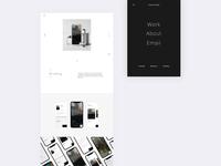 Digital Portfolio — Work