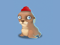Game Character Design - Sealion