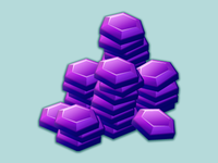 Vector gem stack