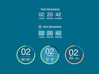 Countdown indicator design