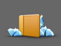 Gems pack UI