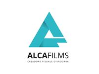 Logo audiovisual production company