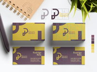 Branding - Decora Dentro Business Card