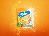 Packaging - Refresco Wilson Laranja