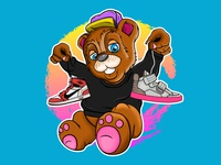 Bear Sneakerhead