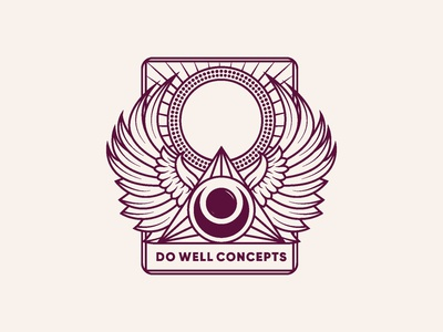 DO WELL CONCEPTS LOGO DESIGN