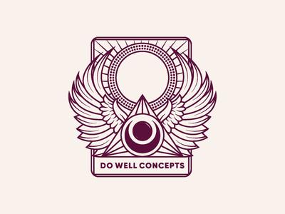 DO WELL CONCEPTS LOGO DESIGN