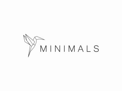 Minimal Logo Design for MINIMALS
