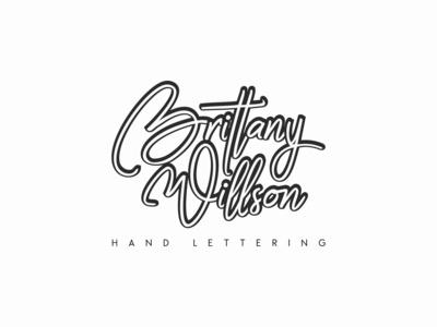 Brittany Willson Logo Concept