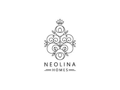 Nature meets Interior Logo design