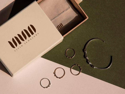 Modern Jewellery Logo Design