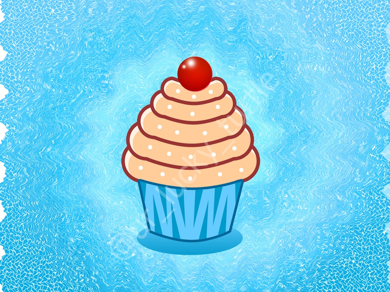 Cupcake photoshop illustrator design designers illustration graphic designing logodesigns vector creative design illustrator photoshop