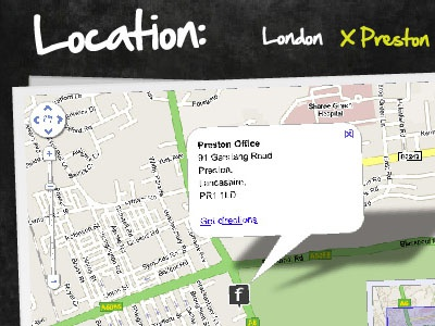 Location Map location texture black grey green google
