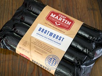 Chef Martin Sausage Packaging