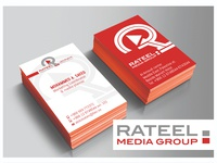 Rateel co. Logo+Cards
